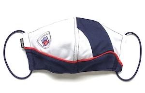 【デザイナーズマスク 吸水速乾COOLMAX使用 日本製】 NFL  SPORTS MIX MASK CTMR 1125008