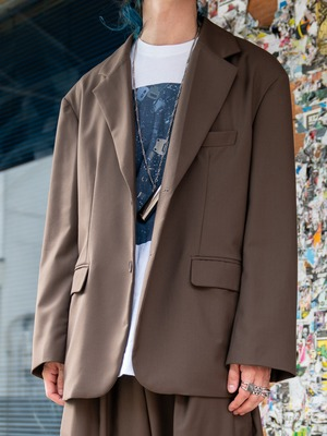 【MENS - 1 size】RUBY OVER JACKET / 2colors