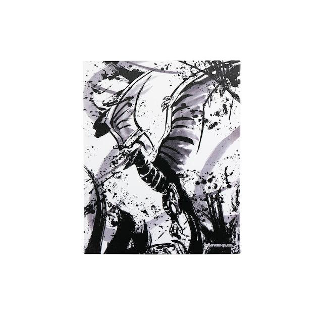 キャンバスアートボード L キングギドラ・ラドン