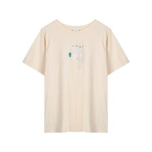 PEOPLEプリントTシャツ LMW534H-2