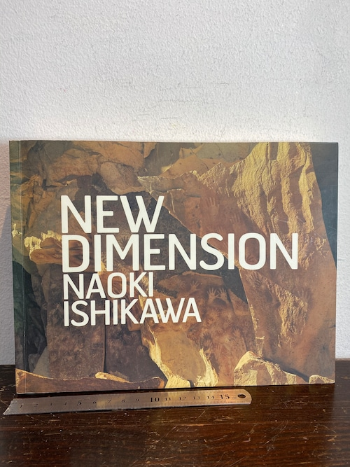 NEW DEMENSION  石川直樹写真集