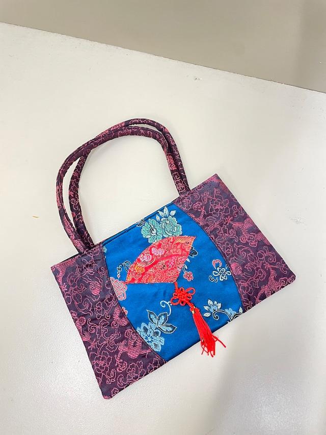 China motif mini bag / 7SSGD03-22