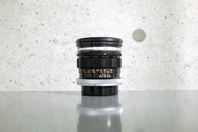 Canon FL 35mm F2.5