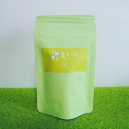 花つづみ ティーバッグ6個/袋   【香り緑茶/牧之原産】