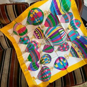 GUCCI スカーフ(気球)