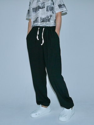 【UNISEX - 1 Size】TAILORED EASY PANT / 2colors