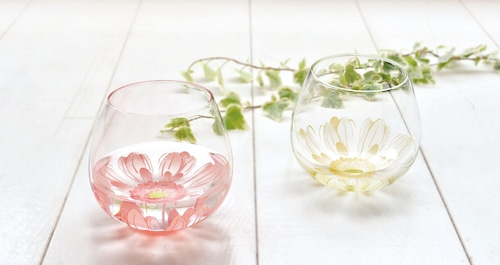 【東洋佐々木ガラス】BENEDIRE  Fleurir  ゆらゆらグラス(フルリール) ★日本製★HSシリーズ