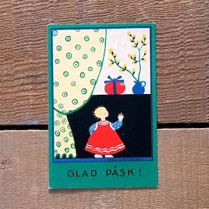 ミニ・クリスマスカード「Boel Cronberg(ボエル・クローンベリ)」《201101-02》