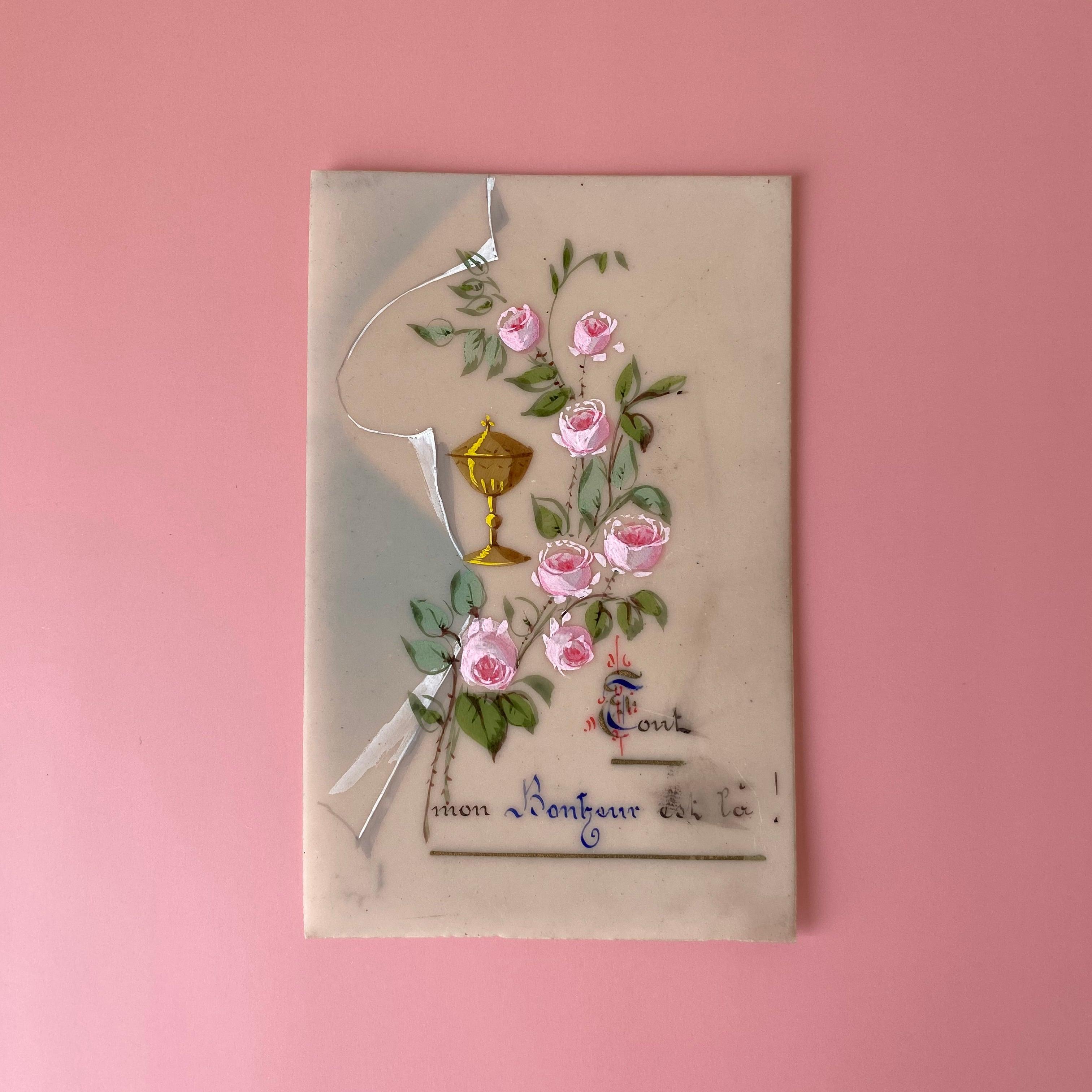 セルロイド・ホーリーカード CELLULOID HOLY CARD / vp0144
