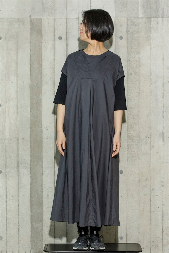 MGA【受注生産】【コットン ロングドレス】205111[送料/税込]