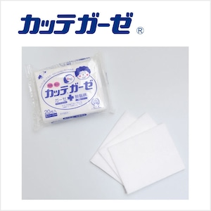 【1注文2点まで】龍宮 カッテガーゼ 20枚入り サイズ/(約)8×10cm
