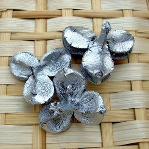 ツバキの殻 シルバー 3個