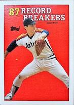 MLBカード 88TOPPS Nolan Ryan  #006 ASTROS