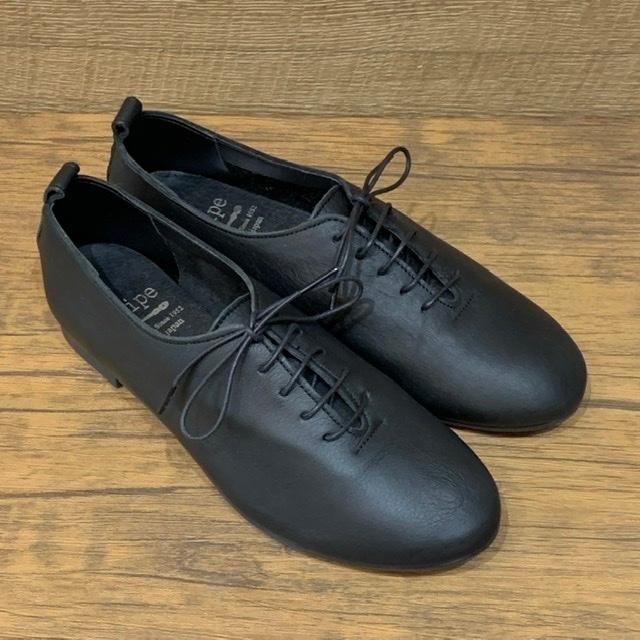 Recipeの革靴 ブラック