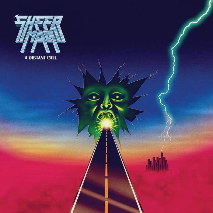 SHEER MAG - A Distant Call (LP)