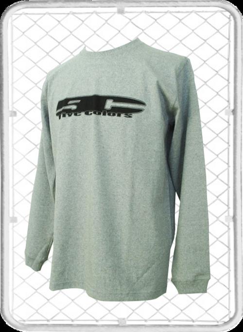 5colors Long sleeve T-shirt / ファイブカラーズ ロングスリーブ T-シャツ