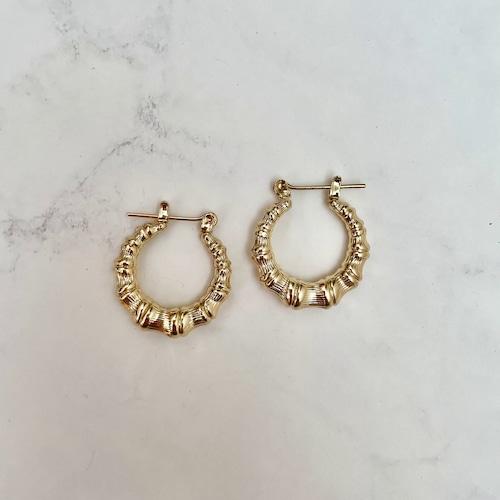 【GF2-43】Gold filled earring