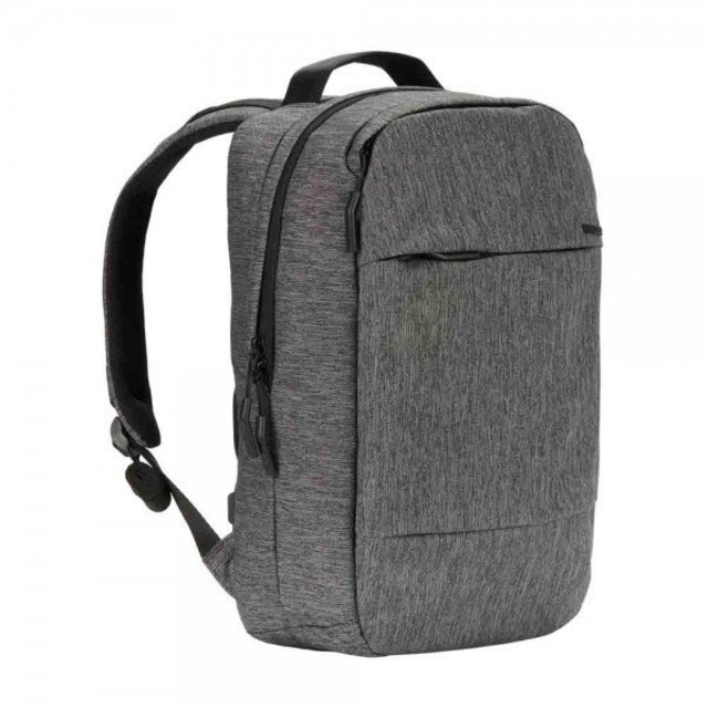 INCASE City Dot Backpack - Heather Black