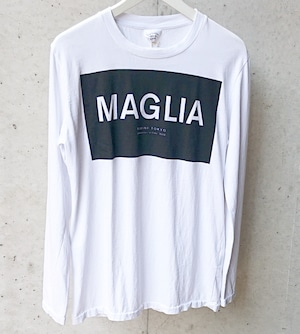 MAGLIA(マリア) ロンT MAGLIA ホワイト