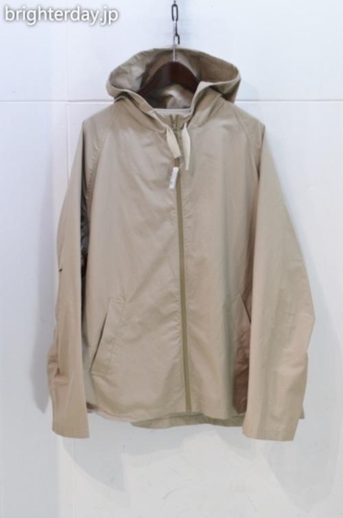 STUDIO NICHOLSON フードジャケット