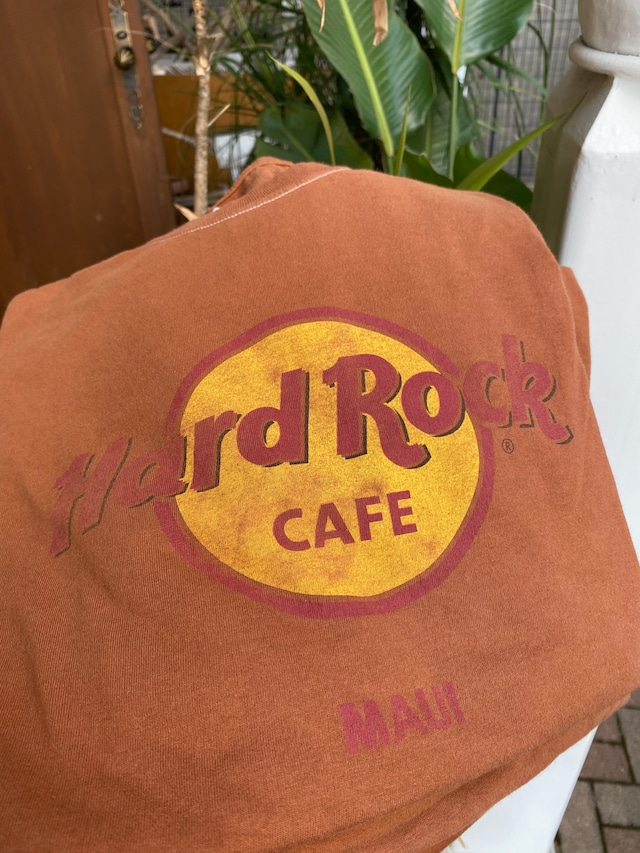 【USED】Hard Rock Tee《BRN》21383069