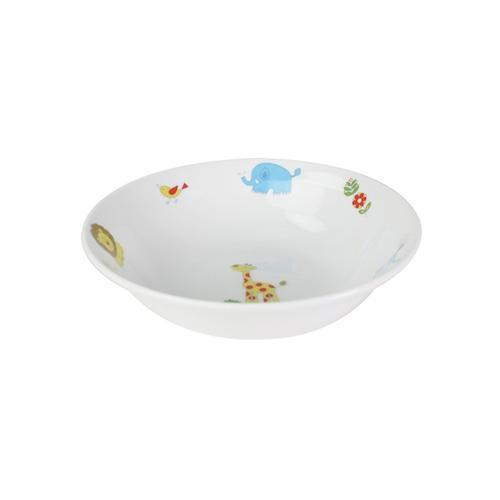 強化磁器 14cm 深皿 さふぁり【1188-1250】