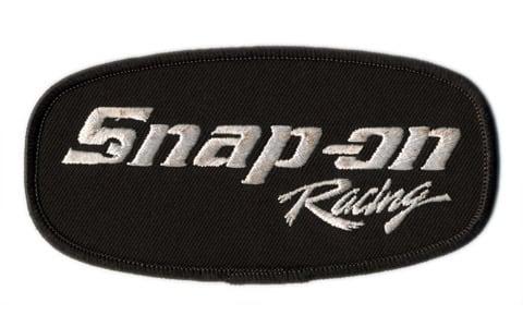 スナップオン・レーシング・ロゴ・ワッペン