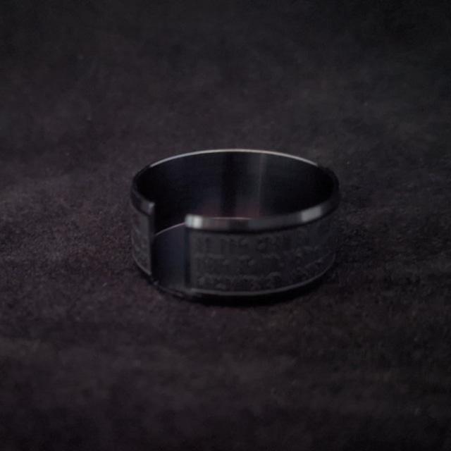 Black ビューティーリング(ブリージンガメン)