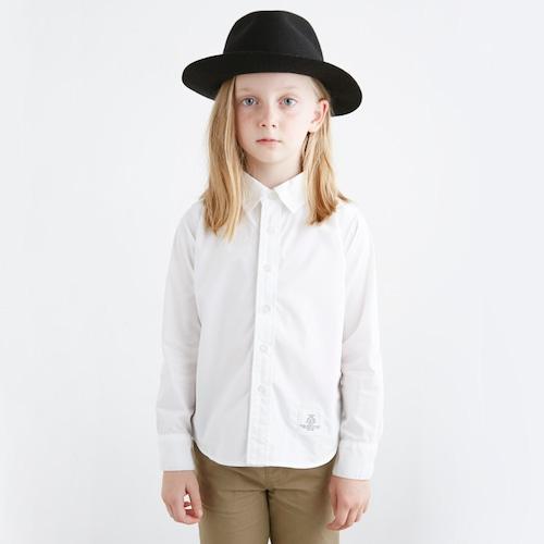 SMOOTHY ホワイトシャツ