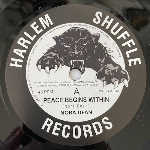 Nora Dean - Peace Begins Within【7-20749】