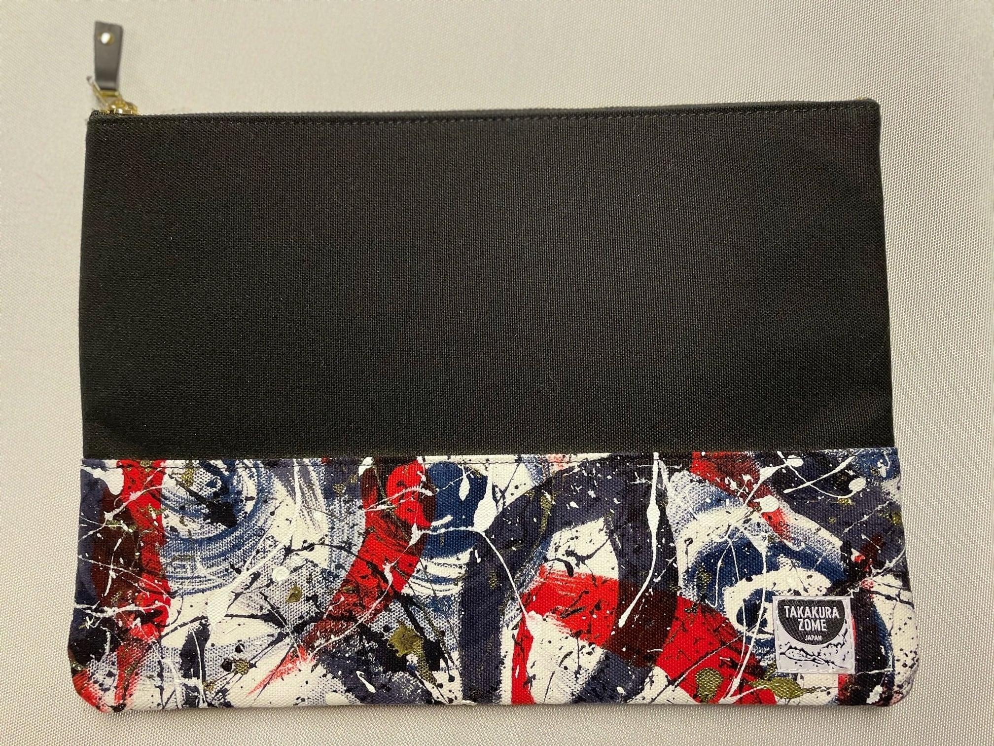 SHIBUKI ART Clutch Bag / KABUKI