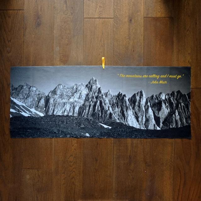 Tenugui(Mt.Whitney)
