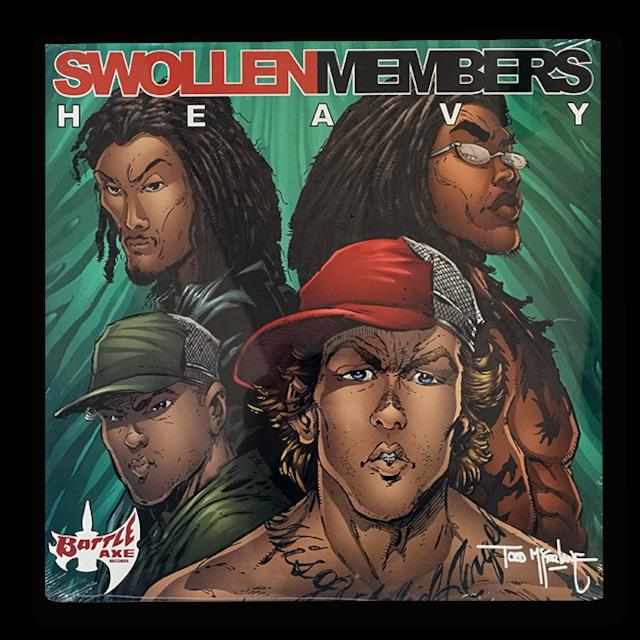 Swollen Members – Heavy (2LP) - メイン画像
