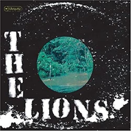 【残りわずか/LP】The Lions - JUNGLE STRUTTIN' -2LP-