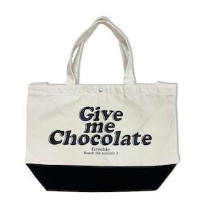 Black Chocolate  Canvas bag