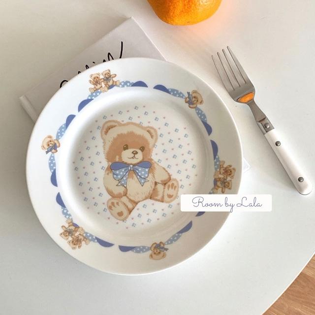 【即納】Baby bear plate / プレート /  韓国インテリア / kr-20