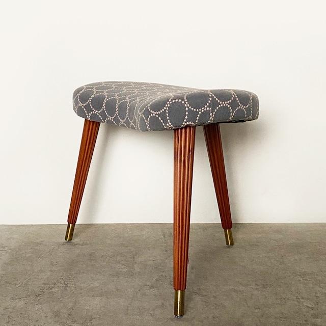 Foot stool with mina perhonen dop tambourine / CH070