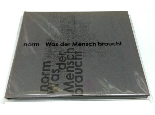 [USED][*] Norm - Was Der Mensch Braucht (2004) [CD]
