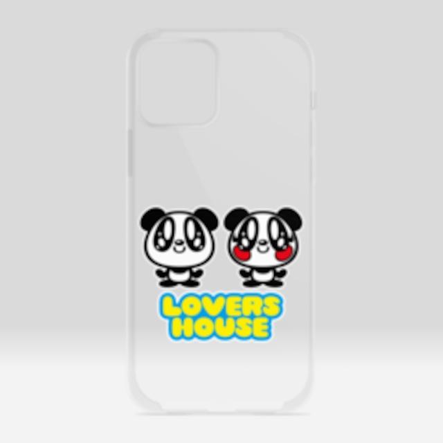 LOVERSHOUSE logo/ スーパーラヴァーズアイホンケース 12/12Pro