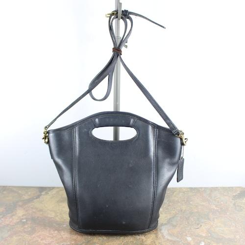 .OLD COACH LEATHER 2WAY SHOULDER BAG MADE IN USA/オールドコーチレザー2wayショルダーバッグ2000000051413