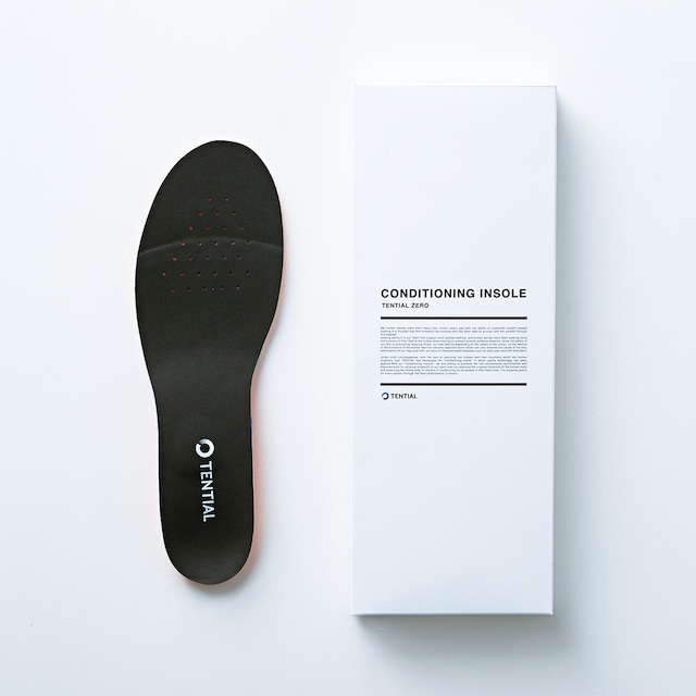 TENTIAL INSOLE(テンシャルインソール)
