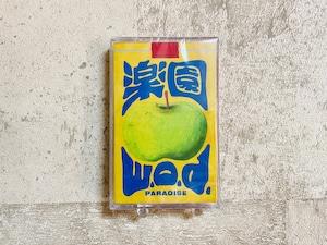 w.o.d. / 楽園 (テープ)