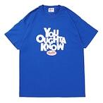YOU OUGHTA KNOW TEE/ROYAL BLUE