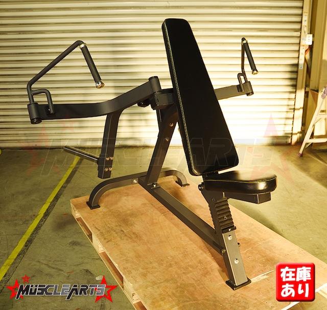 業務用ペックフライ MA-EP1576 ハンマーストレングスタイプ プレートローディング チェスト 大胸筋