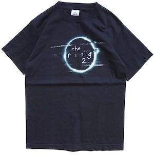 00年代 ザ・リング2 映画 Tシャツ   ホラー アメリカ ヴィンテージ 古着
