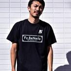 BV×Fc.BeNeVo STANDARD LOGO T-SHIRTS (BLACK)