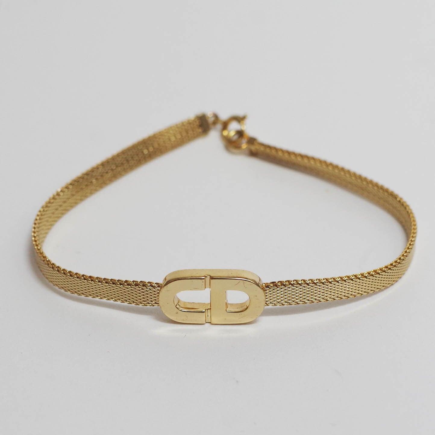 Christian Dior ディオール ブレスレット ゴールド アクセサリー