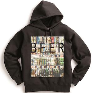 BEER ビール棚パーカ