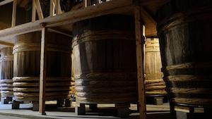 第七代 540日木桶熟成醤油 150ml