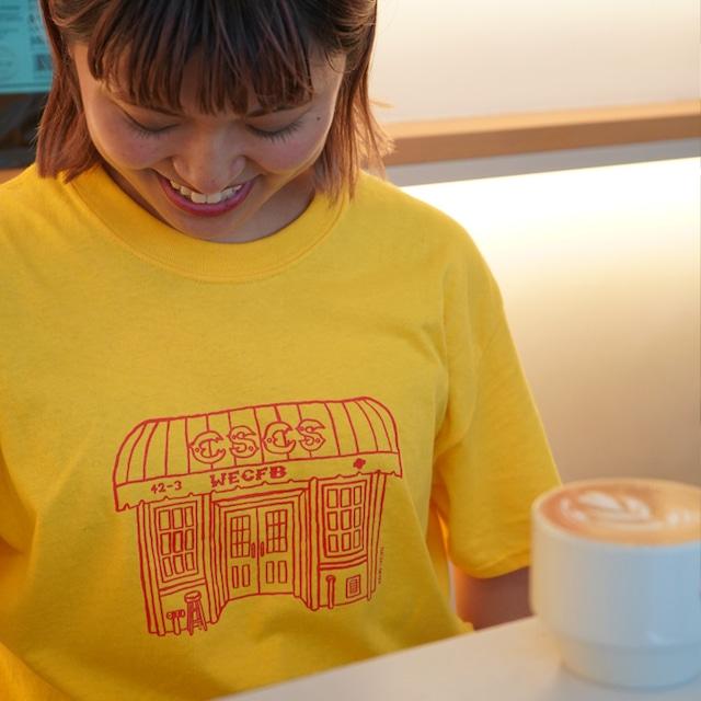 NAIJEL GRAPH X COFFEE SUPREME / CSCS (Coffee Supreme Convenience Store)Tシャツ